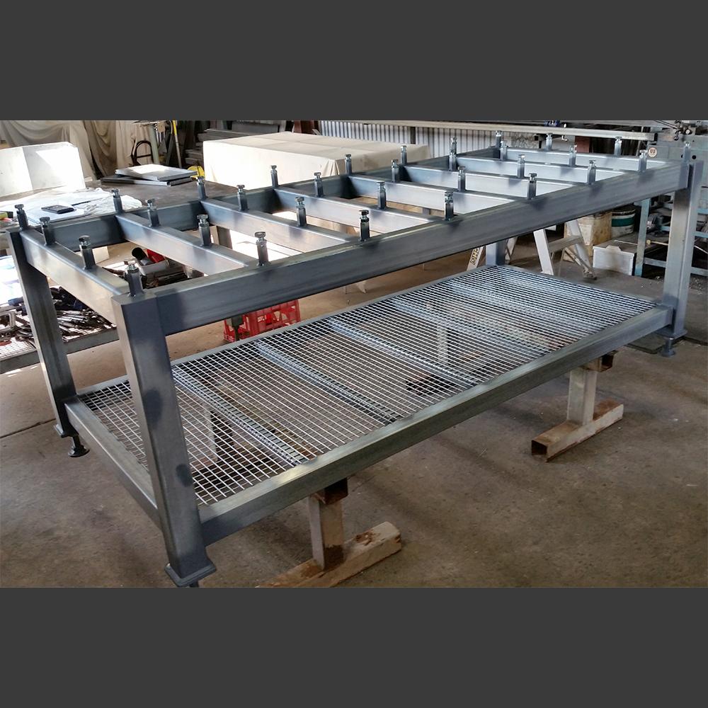 custom jig table
